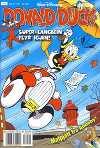 Cover Thumbnail for Donald Duck & Co (Hjemmet / Egmont, 1997 series) #42/2011