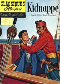 Cover Thumbnail for Classiques Illustrés (Publications Classiques Internationales, 1957 series) #1 - Kidnappé
