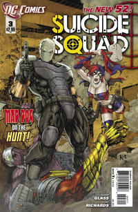 Cover Thumbnail for Suicide Squad (DC, 2011 series) #3