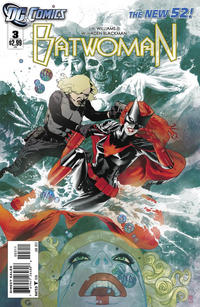 Cover Thumbnail for Batwoman (DC, 2011 series) #3 [Direct Sales]