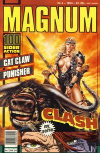Cover Thumbnail for Magnum (Bladkompaniet, 1988 series) #4/1993