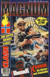 Cover Thumbnail for Magnum (Bladkompaniet / Schibsted, 1988 series) #5/1993