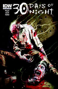 Cover Thumbnail for 30 Days of Night (IDW, 2011 series) #2