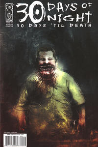 Cover for 30 Days of Night: 30 Days 'Til Death (IDW, 2008 series) #2 [Retailer Incentive Cover]
