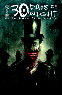 Cover for 30 Days of Night: 30 Days 'Til Death (IDW, 2008 series) #3 [Standard Cover]