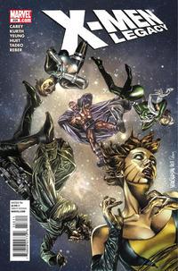 Cover Thumbnail for X-Men: Legacy (Marvel, 2008 series) #256