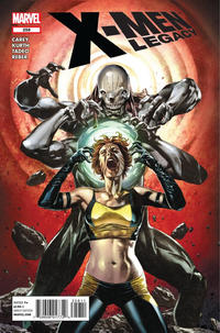 Cover Thumbnail for X-Men: Legacy (Marvel, 2008 series) #258