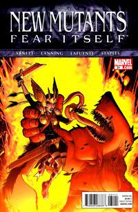 Cover Thumbnail for New Mutants (Marvel, 2009 series) #31