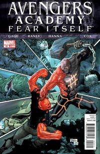 Cover Thumbnail for Avengers Academy (Marvel, 2010 series) #19