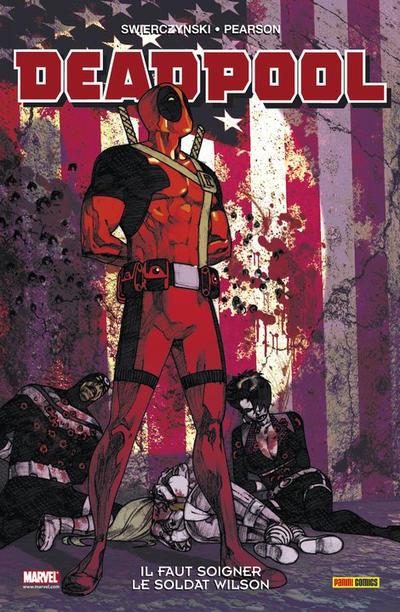 Cover for 100% Marvel: Deadpool (Panini France, 2011 series) #[1]
