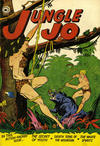 Cover for Jungle Jo (Superior Publishers Limited, 1950 series) #4