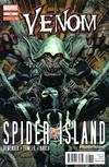 Cover for Venom (Marvel, 2011 series) #8