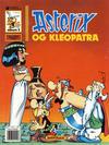 Cover for Asterix (Hjemmet / Egmont, 1969 series) #2 - Asterix og Kleopatra [8. opplag [9. opplag]]