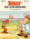 Cover for Asterix (Hjemmet / Egmont, 1969 series) #3 - Asterix og vikingene [5. opplag]