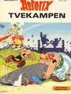 Cover for Asterix (Hjemmet / Egmont, 1969 series) #4 - Tvekampen