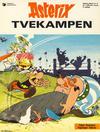 Cover for Asterix (Hjemmet / Egmont, 1969 series) #4 - Tvekampen [2. opplag]