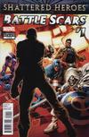 Cover for Battle Scars (Marvel, 2012 series) #1