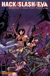 Cover for Hack/Slash/Eva: Monster's Ball (Dynamite Entertainment, 2011 series) #4