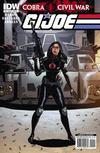 Cover Thumbnail for G.I. Joe (2011 series) #5 [Cover B]