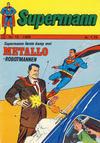Cover for Supermann (Illustrerte Klassikere / Williams Forlag, 1969 series) #15/1969