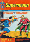 Cover for Supermann (Illustrerte Klassikere / Williams Forlag, 1969 series) #20/1970