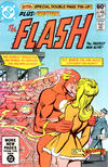 Cover for The Flash (DC, 1959 series) #302 [Newsstand]