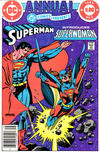 Cover Thumbnail for DC Comics Presents Annual (1982 series) #2 [Newsstand]