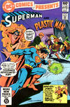 Cover for DC Comics Presents (DC, 1978 series) #39 [Direct Sales Variant]