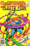 Cover for DC Comics Presents (DC, 1978 series) #93 [Newsstand Edition]