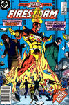 Cover Thumbnail for The Fury of Firestorm (1982 series) #56 [Newsstand]