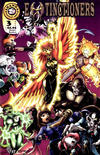 Cover for Extinctioners (Shanda Fantasy Arts, 1999 series) #3