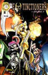 Cover for Extinctioners (Shanda Fantasy Arts, 1999 series) #2