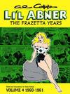 Cover for Al Capp's Li'l Abner: The Frazetta Years (Dark Horse, 2003 series) #4