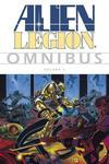 Cover for Alien Legion Omnibus (Dark Horse, 2009 series) #2
