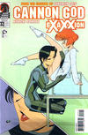 Cover for Cannon God Exaxxion (Dark Horse, 2001 series) #15