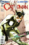 Cover for Catwoman (DC, 2011 series) #3