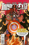 Cover for Thunderbolts (Marvel, 2006 series) #165