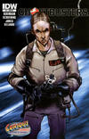 Cover Thumbnail for Ghostbusters (2011 series) #1 [Curious Comics Books & Games Cover]