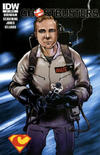 Cover Thumbnail for Ghostbusters (2011 series) #1 [Retailer Incentive (Clem's Collectibles)]