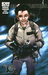Cover for Ghostbusters (IDW, 2011 series) #1 [Retailer Incentive (The Lair)]