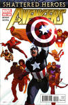 Cover for Avengers (Marvel, 2010 series) #19