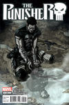 Cover for The Punisher (Marvel, 2011 series) #5 [Direct Edition - Marco Checchetto Cover]
