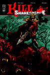 Cover for Kill Shakespeare (IDW, 2010 series) #2 [RI Cover]