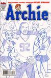 Cover Thumbnail for Archie (1959 series) #626 [Dan Parent blue pencils]