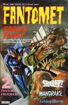 Cover for Fantomet (Semic, 1976 series) #25/1988