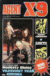 Cover for Agent X9 (Semic, 1971 series) #9/1986