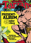 Cover for Tarzan presentalbum (Atlantic Förlags AB, 1978 series) #[1981]
