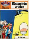 Cover for Trumfserien (Semic, 1971 series) #18 - Spirre: Gästen från urtiden