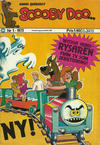 Cover for Scooby Doo (Williams Förlags AB, 1973 series) #1/1973