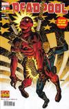 Cover for Deadpool (Panini Deutschland, 2011 series) #6